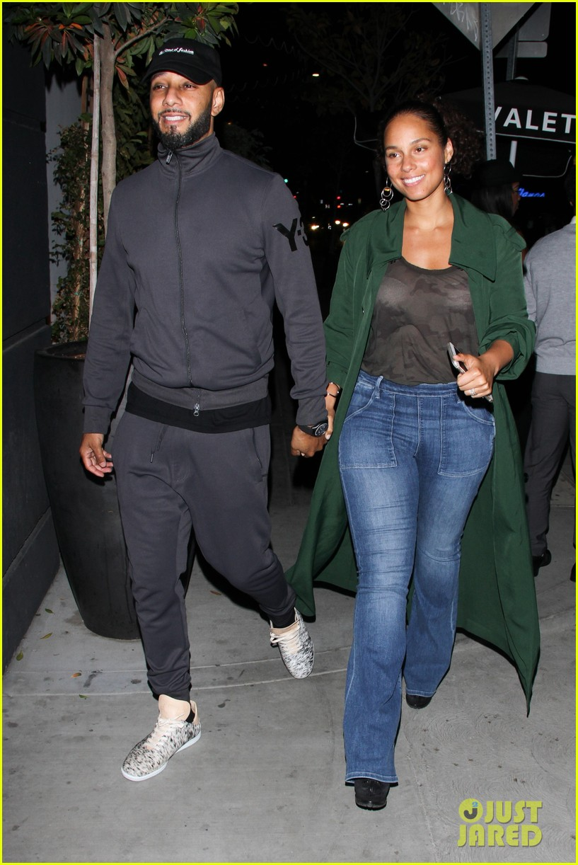 alicia keys husband swizz beatz are so cute on date night 043888855