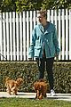 lena dunham walks dog los angeles 01