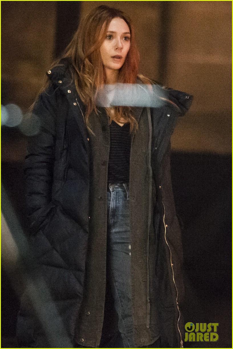 Elizabeth Olsen Films ...