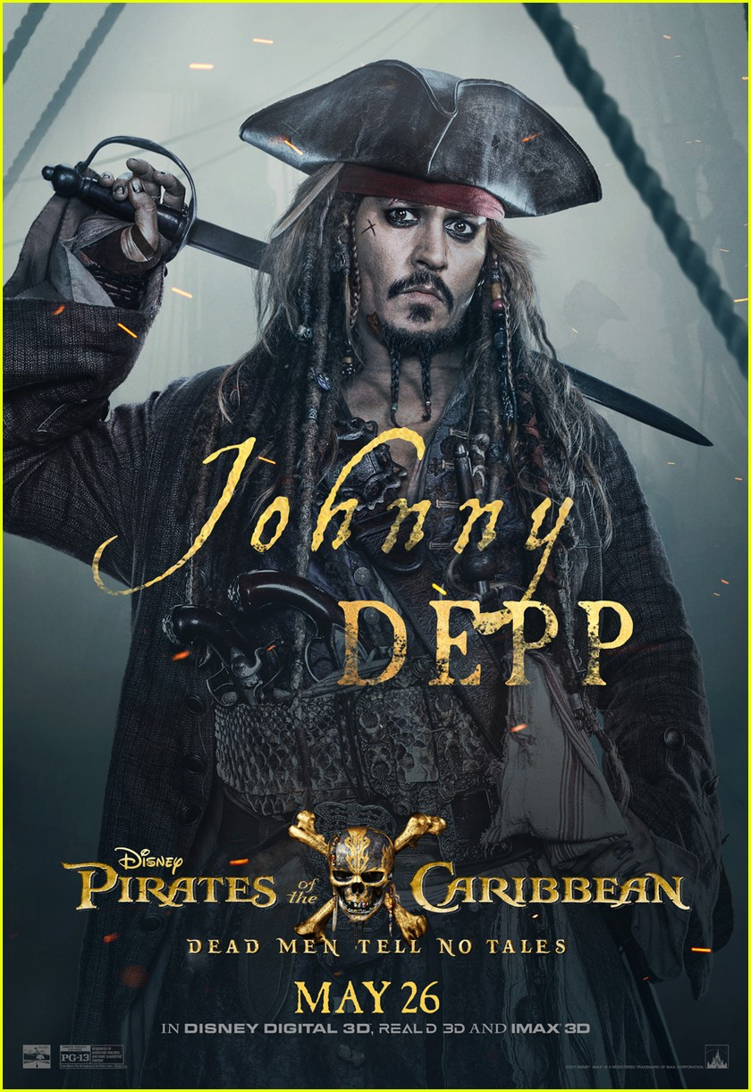 pirates caribbean character posters 043883325