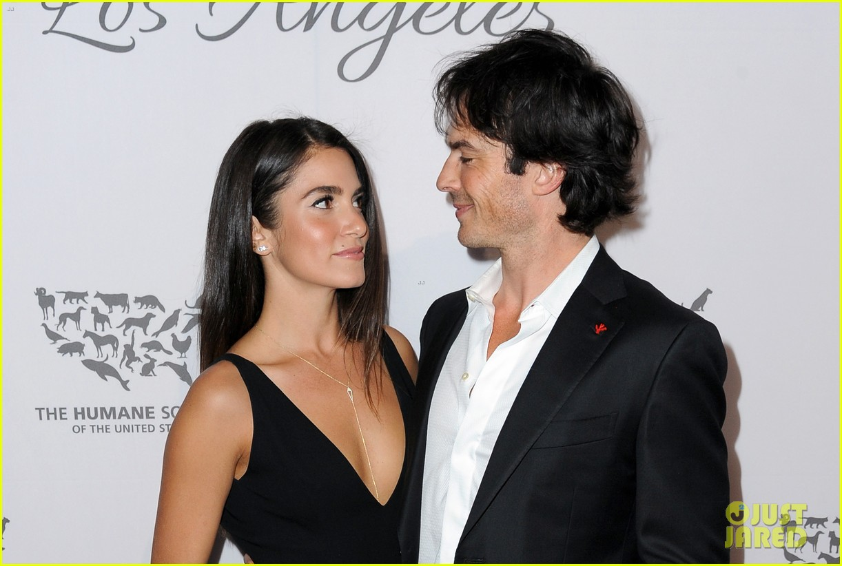 Ian somerhalder nikki reed celebrate their second wedding ian somerhalder nikki reed celebrate their second wedding anniversary junglespirit Images