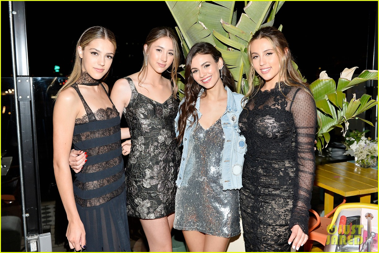 sophia sistine scarlet stallone celebrate their first mag cover at rooftop bash 033891124
