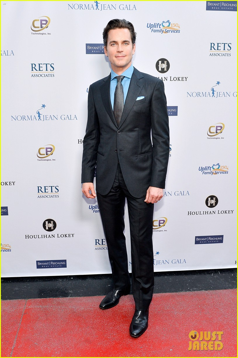 matt bomer husband simon halls honored at norma jean gala 01
