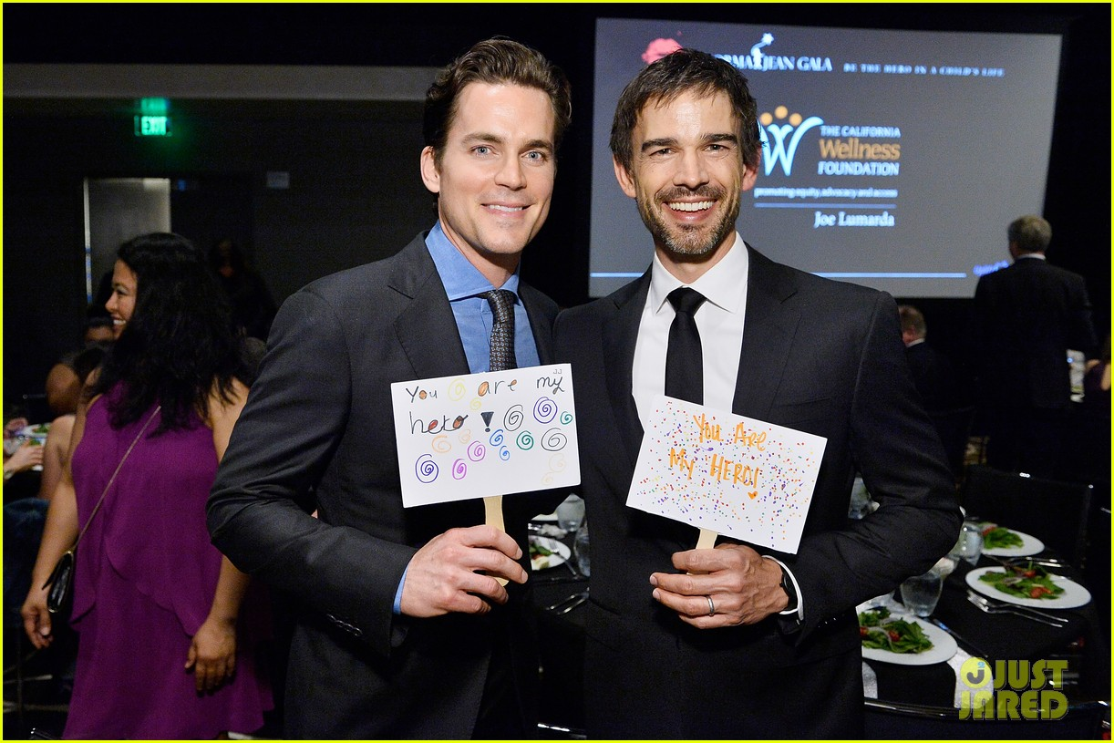 matt bomer husband simon halls honored at norma jean gala 183901467