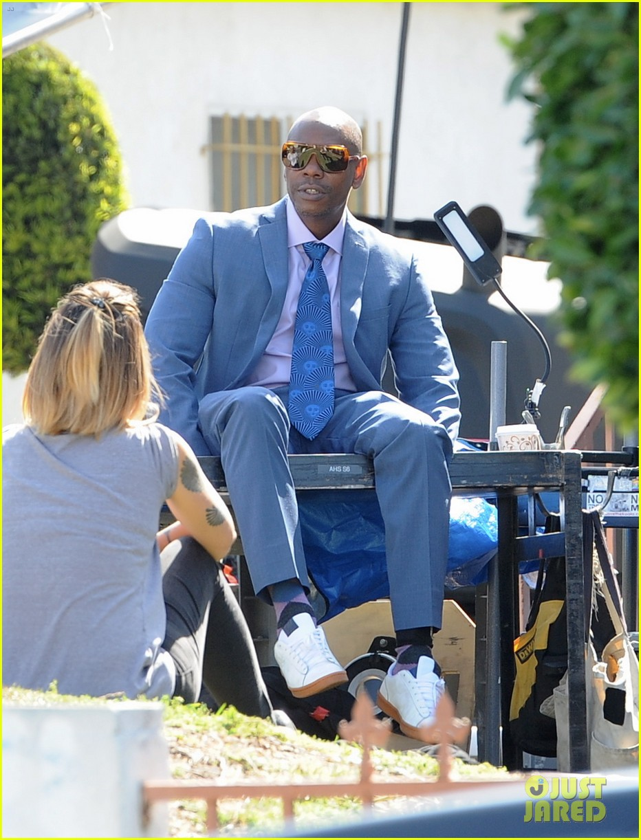 dave chappelle a star is born set photos 023897855