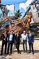 johnny depp orlando bloom reunite for pirates of the caribbean shanghai world premiere 02