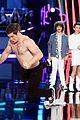 adam devine wraps mtv awards shirtless 05