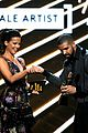 drake kisses kate beckinsale hand billboard music awards 2017 15