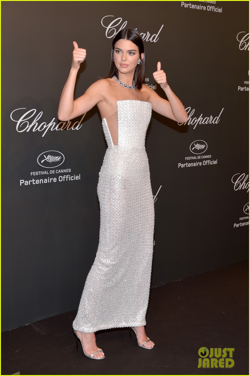 kendall jenner shines like a diamond at chopard space party 043901753
