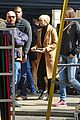 jennifer lawrence gets into character on red sparrow set 08