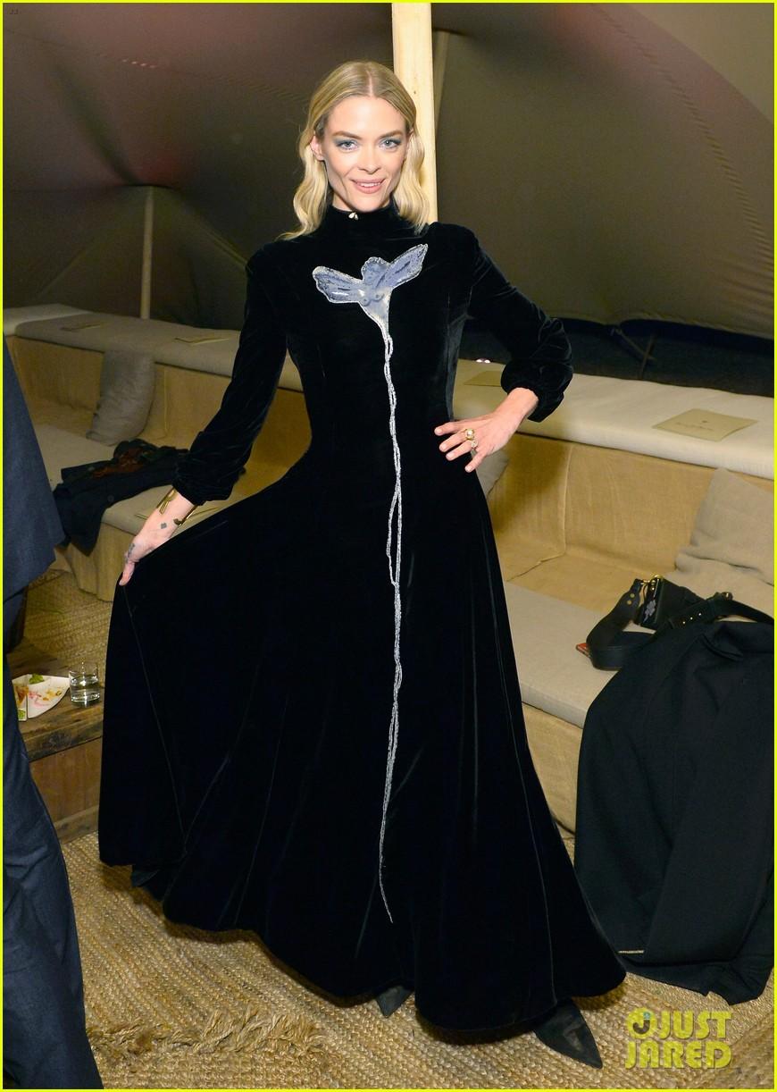 Full Sized Photo Of Miranda Kerr Jaime King Dior Fashion