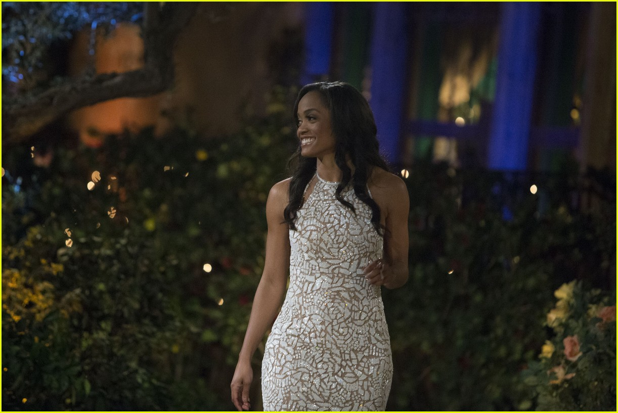 Who Got First Impression Rose On The Bachelorette 2017 Rachel Lindsays Pick Revealed Photo 3903409