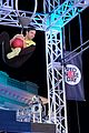 celebrity ninja warrior red nose day 11
