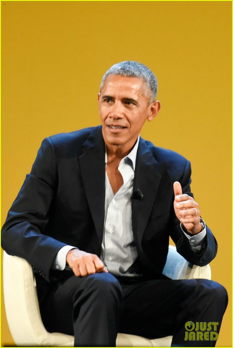 Barack obama first speech