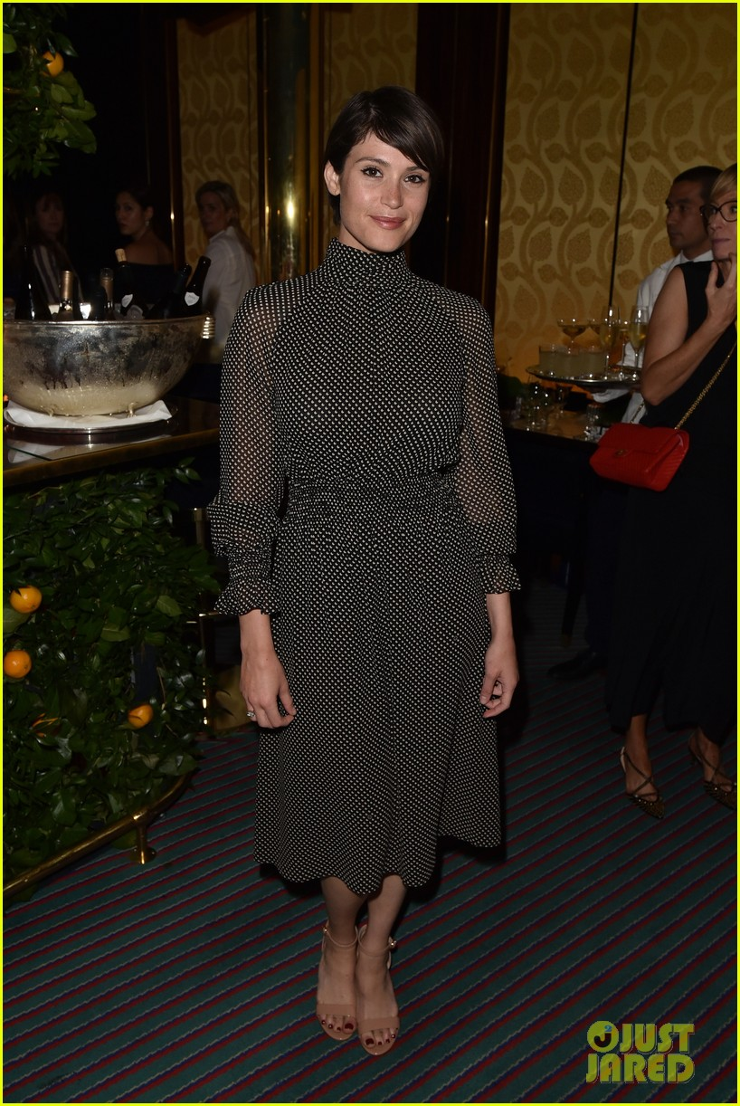 elizabeth olsen diane kruger and chanel iman show off their styles at new tory burch boutique 013903860