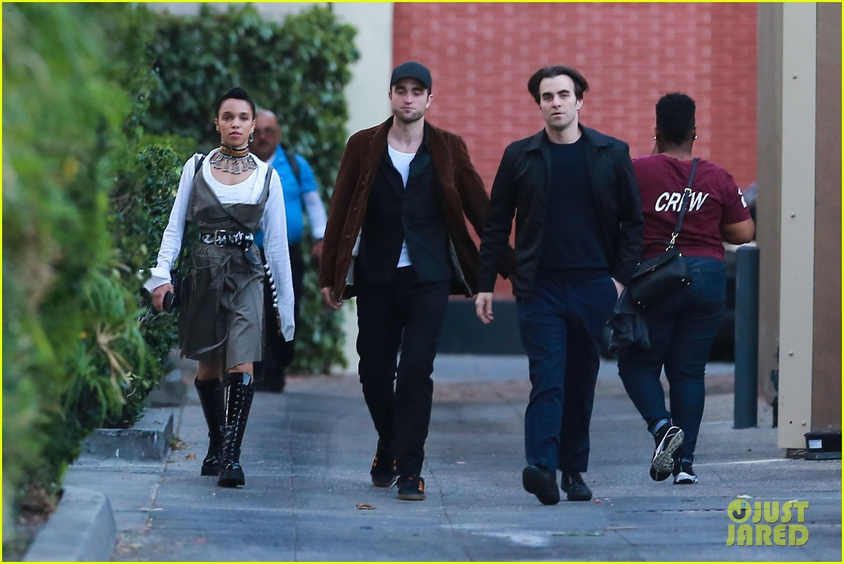 robert pattinson celebrates birthday with fiance fka twigs 033898761