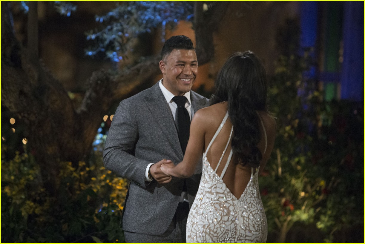 Rachel Lindsay Gives Clues About Bachelorette Winner Were On Cloud Nine Being Engaged