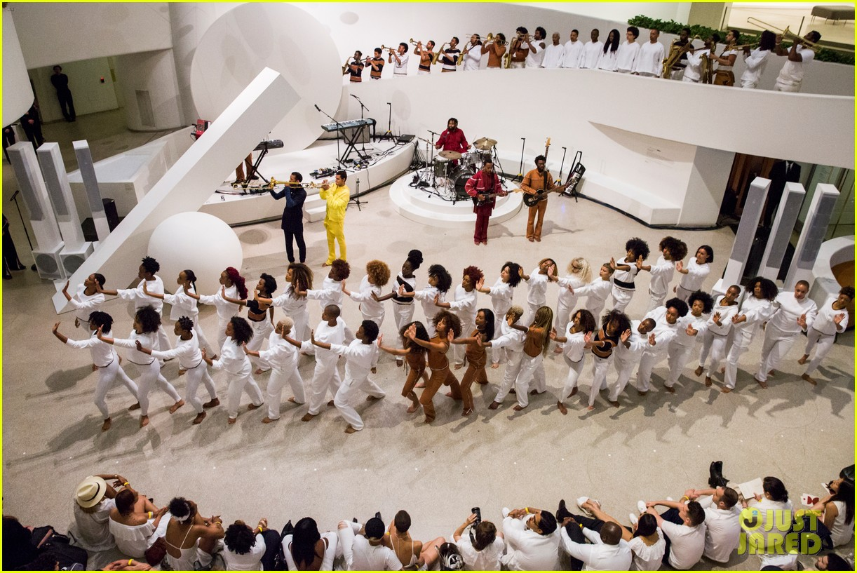 solange knowles guggenheim performance 033901653