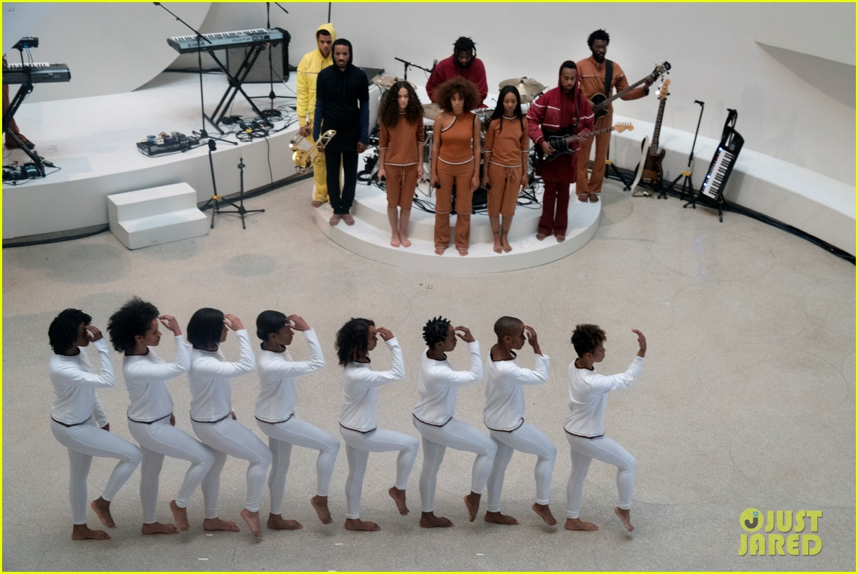 solange knowles guggenheim performance 423901692