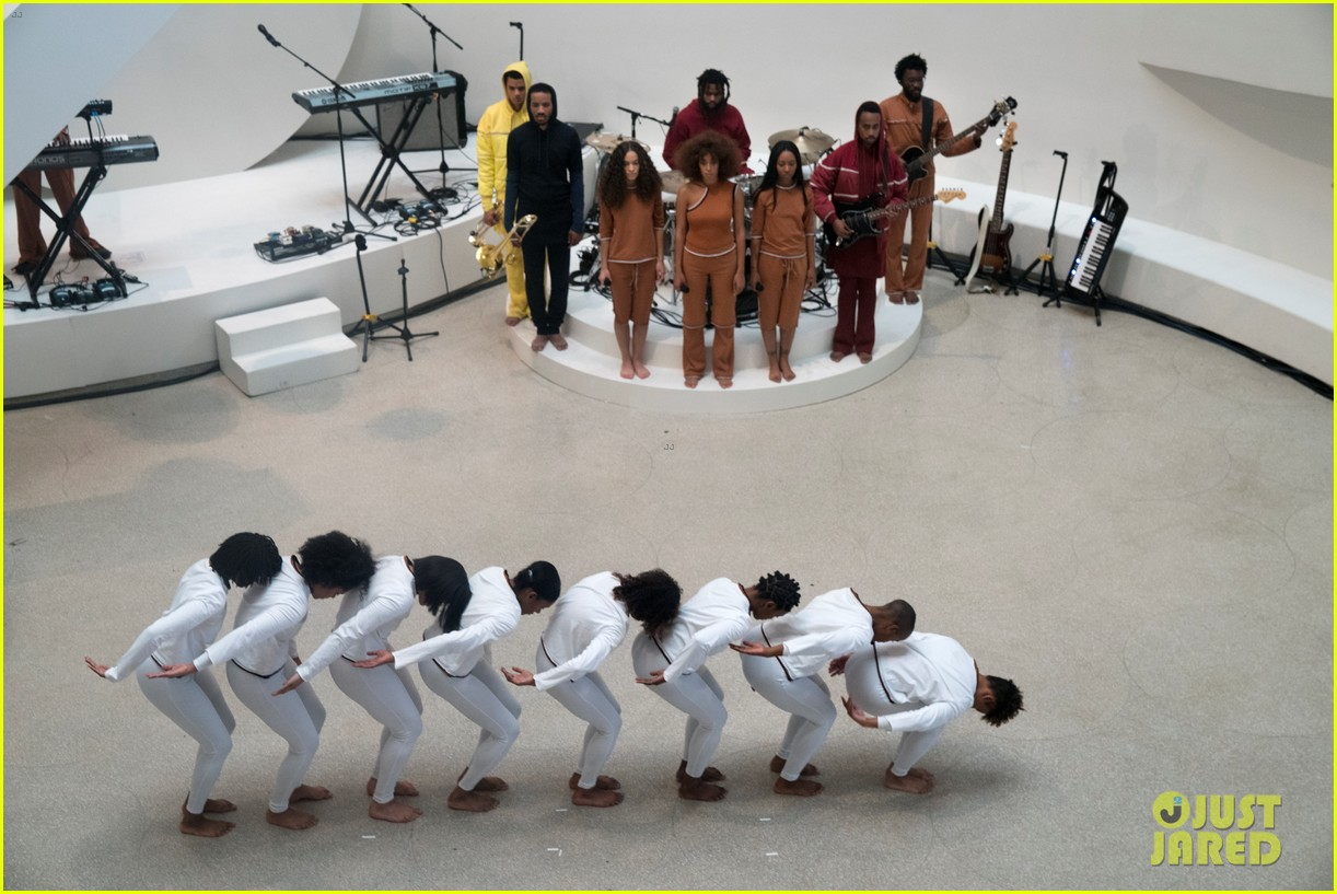 solange knowles guggenheim performance 43