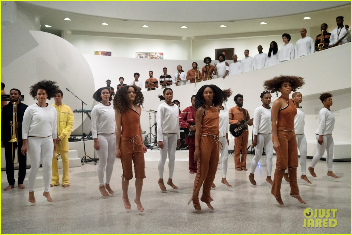 solange knowles guggenheim performance 533901703