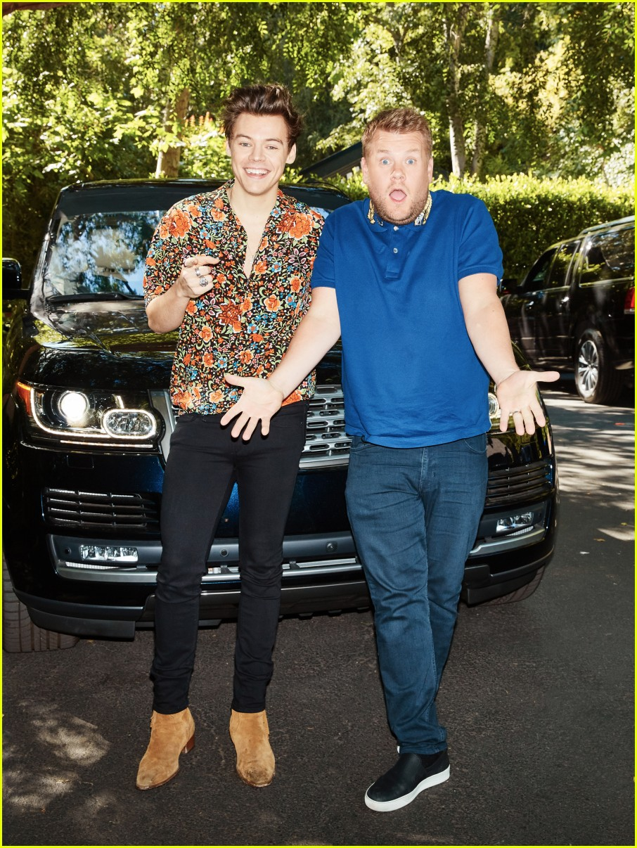 harry styles carpool karaoke james corden 023901354