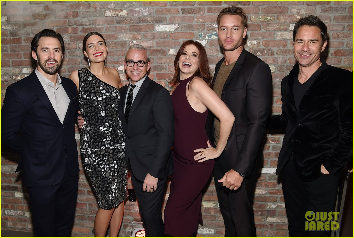 This Is Us' Cast Celebrates Upcoming Season 2 at EW