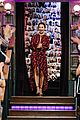 james corden fires fruit at lily james iggy azalea kate mara with flinch 02