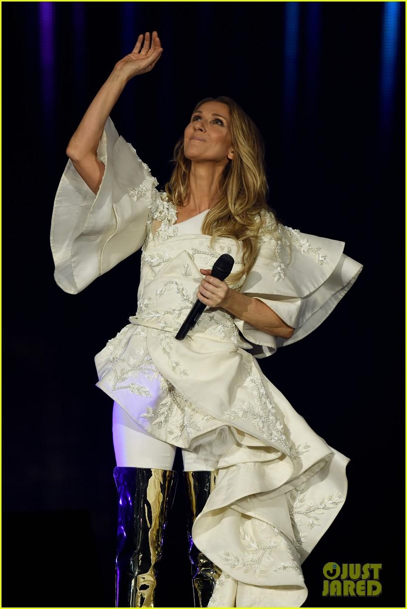 Celine Dion Kicks Off European Tour With Stunning ... Ryan Phillippe Injury