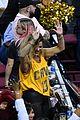 kourtney khloe kardashian watch the cavs win game 4 03