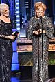 bette midler acceptance speech tony awards 2017 10