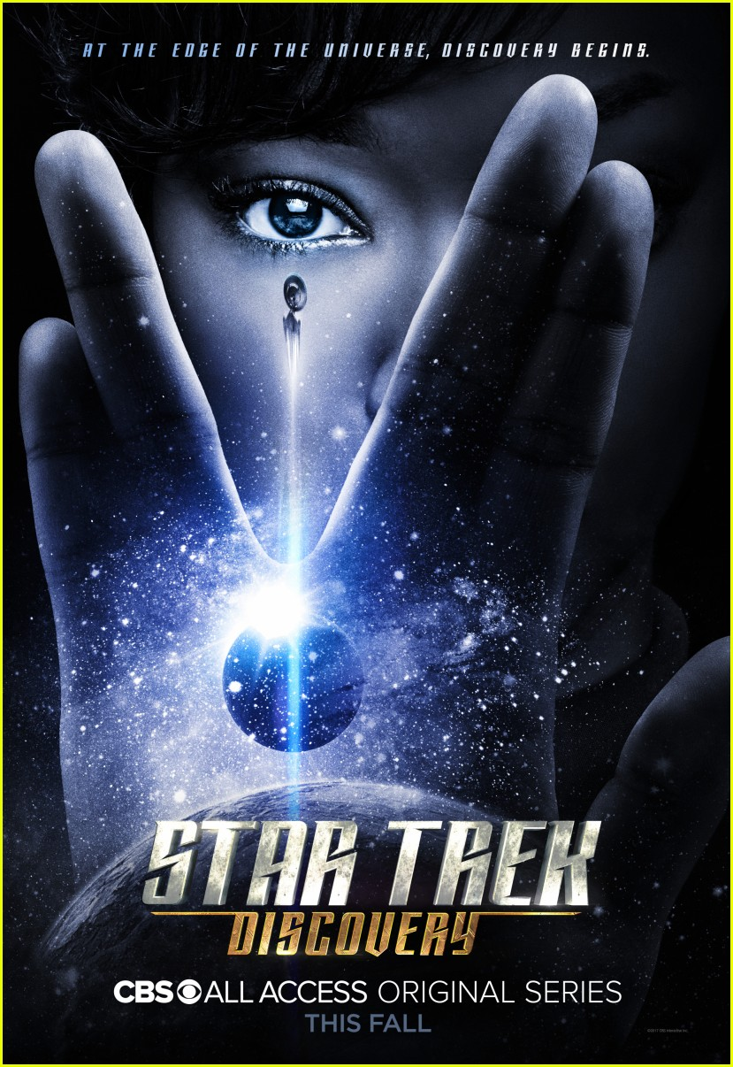 star trek discovery to premiere on cbs this september 033916437