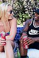 lindsey vonn boyfriend kenan smith couple up at a pool party 09