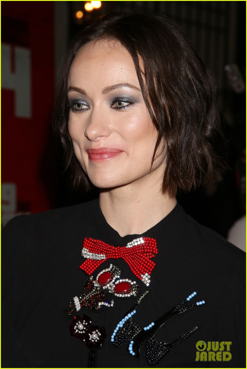 olivia wilde sturridge celebrate opening night of 1984113918411