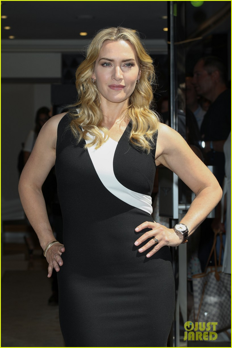Kate Winslet is Designing a New Watch Line for Longines ...