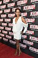 halle berry brings kidnap to miami in stunning white mini dress 06