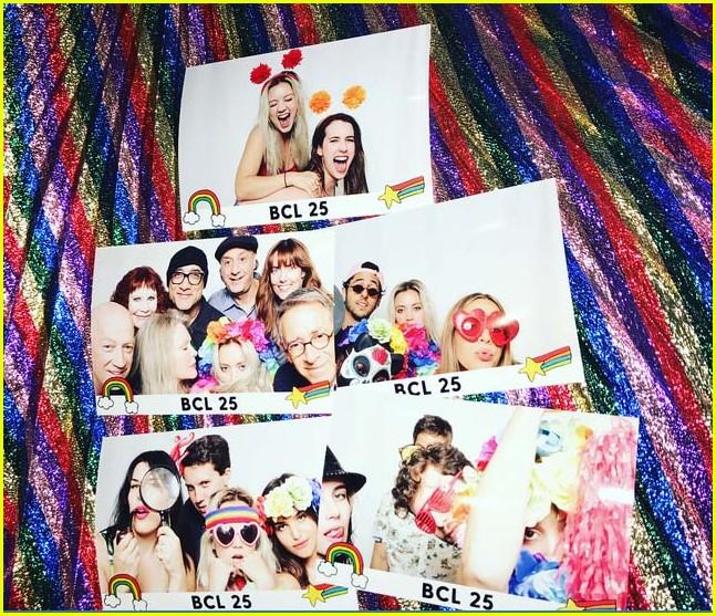 billie lourd birthday party photos 013929379