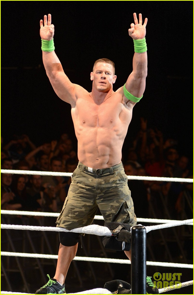 John Cena Shaves His Entire Body, Every Day: Photo 3927708 ...