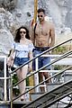 lily collins kisses jason vahn during pda filled trip to italy 13