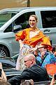 celine dion is an orange goddess before final paris show 01