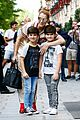 Photo 40 of Celine Dion & Her Twin Boys Pose for Cute Photos in Paris!