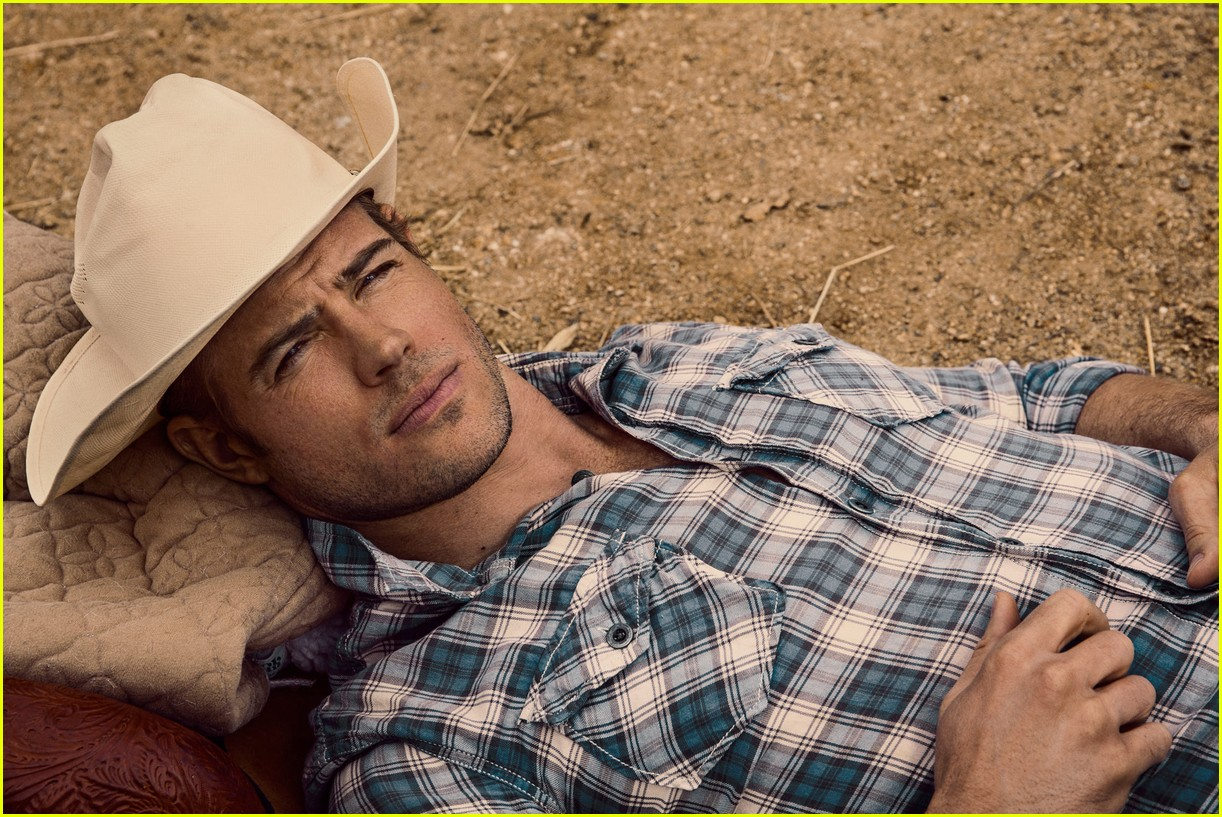 trevor donovan sexy cowboy photo shoot 043926612