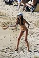 izabel goulart boyfriend kevin trapp flaunt pda at the beach 42