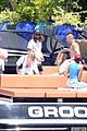 joe jonas wilmer valderrama go boating before summerfest 06