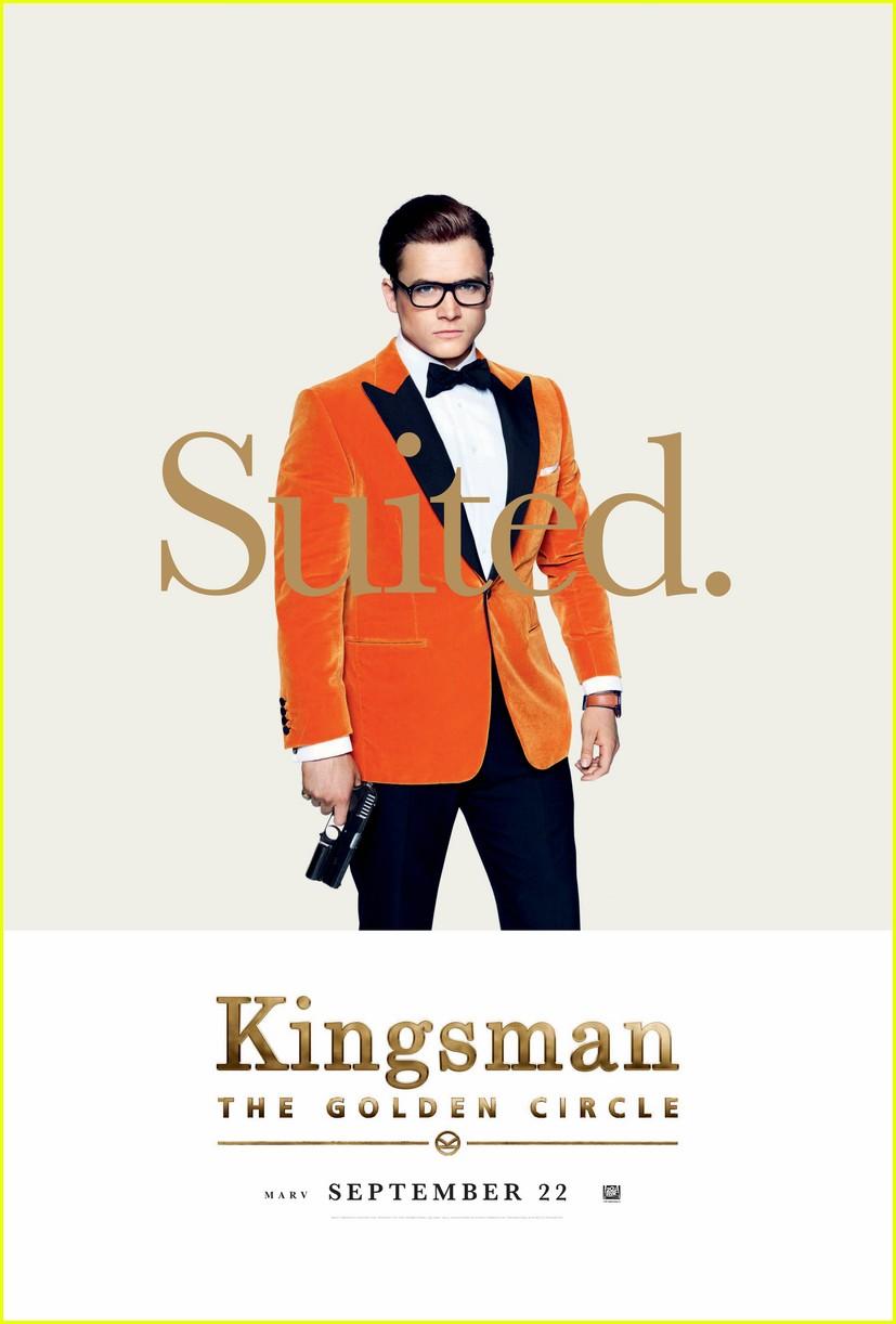 kingsman 2 character posters 023929339