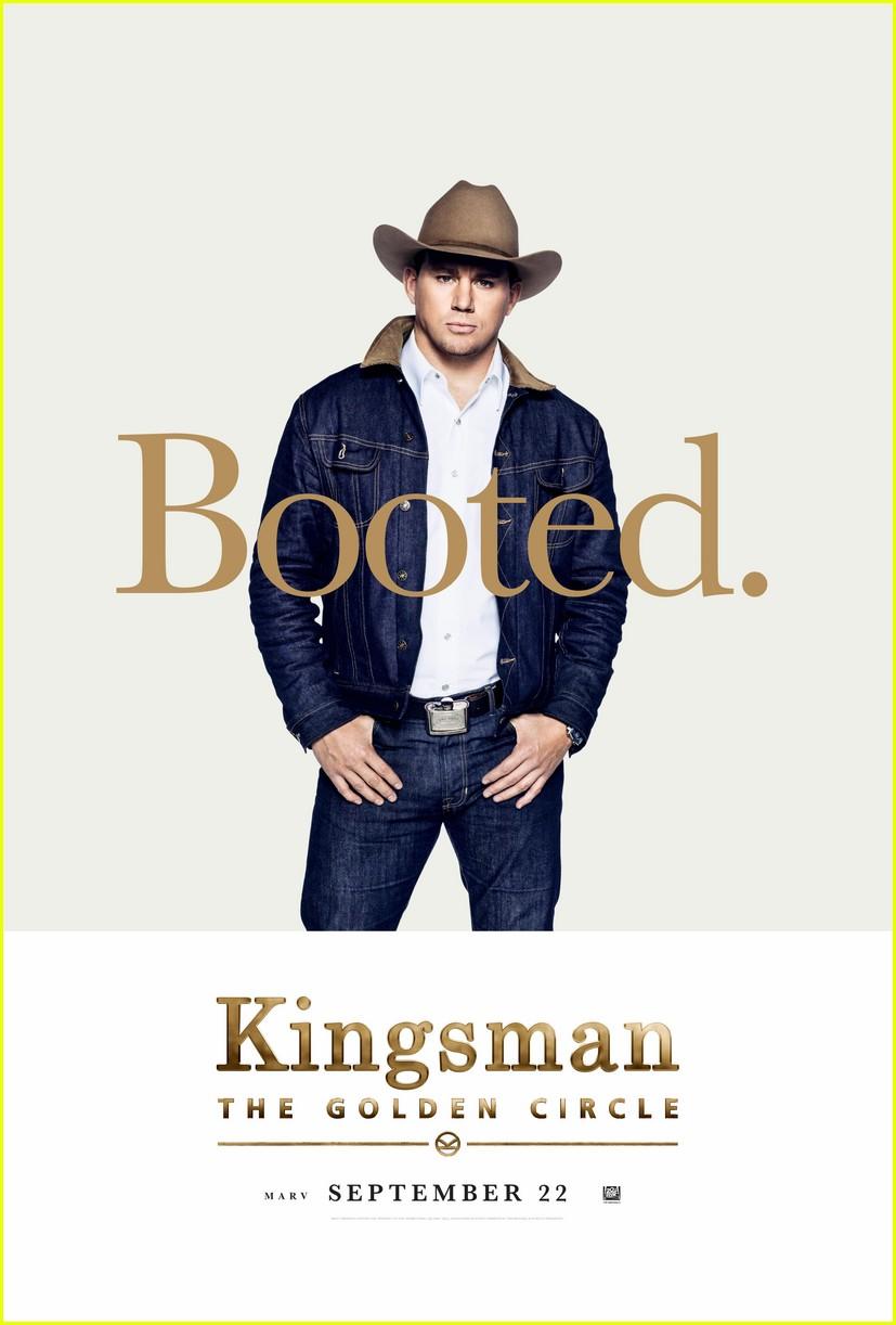 kingsman 2 character posters 033929340