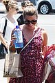 lea michele m cafe lunch 02