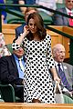 kate middleton debuts short haircut at first day of wimbledon championships 08