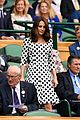 kate middleton debuts short haircut at first day of wimbledon championships 09