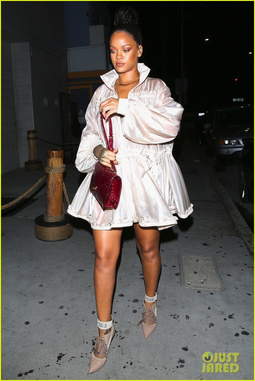 rihanna dinner georgio baldi dinner 013927227